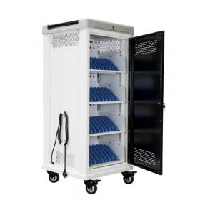 Tabletwagen - Safecart 36 PRO+ - Sichere Lagerung und einfache Handhabung für 36 Tablets