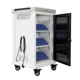 Tabletwagen - Safecart 30 PRO+ - Sichere Lagerung und einfache Handhabung für 30