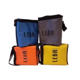 Leba Notebag - Polster-Tasche für 5 Tablets oder kleine Notebooks - Blau