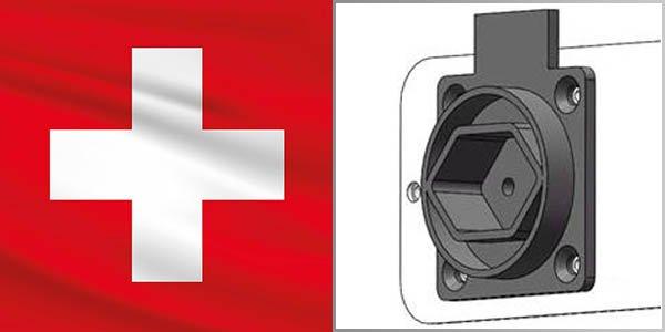 Swiss-Edition mit schweizer Steckdosen